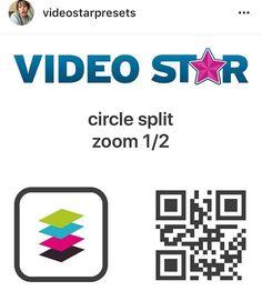 videostar qr codes zoom in