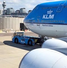 "KLM Boeing 747-406(M) PH-BFG ""City of Guayaquil""   #KLM #Boeing #747"