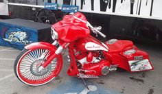 dirty bird motorcycles | Dirty Bird Concepts Radio Flyer Custom Bagger