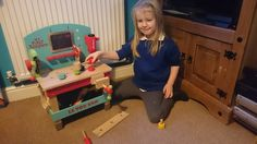 TV448 My First Tool Bench - Reviewed by Tired Mummy of Two www.tiredmummyoftwo.co.uk