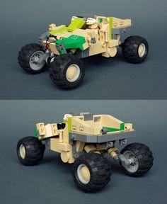 SASR_Goanna_Long Range Patrol Vehicle
