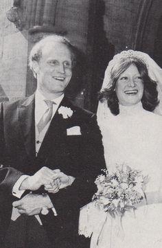 Lady Sarah and Neil McCorquodale