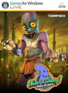 Jugando con el Tore: Oddworld: Abes Oddysee New N Tasty