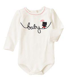 Baby Kitten Bodysuit