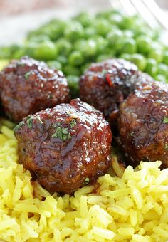 These Asian Maple Sausage Meatballs taste like meat candy. They can be made ahead for a party or served as a simple and delicious family dinner. Recipes With Maple Sausage, Ground Pork Sausage Recipes, Sausage Meat Recipes, Sausage Recipes For Dinner, Pork Recipes, Asian Recipes, Cooking Recipes, Healthy Recipes, Meatball Recipes
