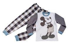 Pajama Mickey Mouse Mickey Mouse, Kids Fashion, Pajamas, Pajama Set, Cotton, Junior Fashion, Baby Mouse, Babies Fashion, Fashion Children