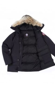 Canada Goose down replica authentic - CANADA GOOSE Lodge Down Hooded Jacket. #canadagoose #cloth ...