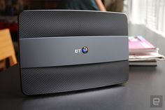BT's Smart Hub router promises stronger, more reliable WiFi  While it's possible to buy and install your own router, most people stick with the one supplied by their Internet Service Provider (ISP). Most are drab and generally underwhelming, both from a design and performance standpoint (please Google, bring  your OnHub routers   to the UK). BT's Home Hub 5, however, is considered to be better than most. Now, the company wants to build on that reputation with the  Smart Hub , a new r..