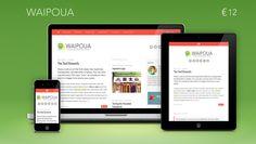 Waipoua: Responsive mobile-first Premium WordPress-Theme von Elmastudio