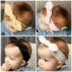 CLEARANCE Baby Headbands 95f8bdf559b