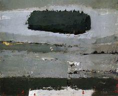 Nicolas de Staël, Landscape cloud on ArtStack #nicolas-de-stael #art