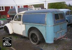 Beetle - - View topic - Building a sedan delivery Vw Wagon, Vw Pickup, Car Trailer, Vw Cars, Vw Beetles, Amazing Cars, Sport Cars, Custom Cars, Cars And Motorcycles