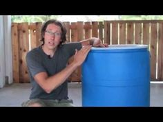 Create Your Own Rain Barrel For Under $30REALfarmacy.com | Healthy News and Information