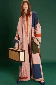 Knitwear #colorblock
