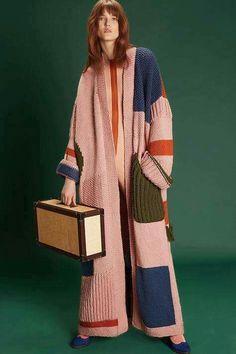 Knitwear #colorblock