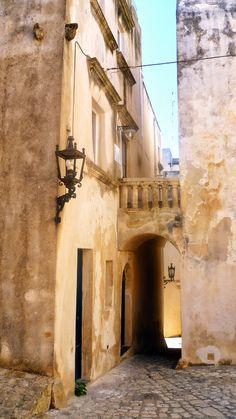 Otranto, southern Italy (on the heel)