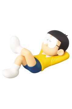 A good friend of Doraemon, also a very lazy person
