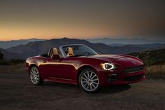 2017 Fiat 124 Spyder. As Mazda has its retractable-roof Miata, so too shall Fiat get its hardtop 124. Or, at least, that's the story from today's Autocar. The British car magazine says Fiat will bring out its own fixed-roof, high-performance two-door based on the current Fiata in the near term. Fiat won't be using the...