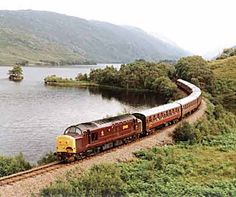 The Scottish Country Sports Tourism Group. Kyle Of Lochalsh, Trains, Train Truck, Train Times, Scotland Castles, Scottish Highlands, Travel And Tourism, Train Travel, Historic Homes