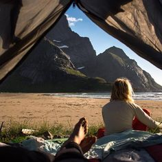 Camping is a wonderful and exciting way to spend your vacation. Look at this article to have a great camping adventure. They will offer great advice you can put to good use on your outdoor adventure! Camping Life, Family Camping, Tent Camping, Adventure Awaits, Adventure Travel, Voyager C'est Vivre, Kayak, Plein Air, Adventure Is Out There