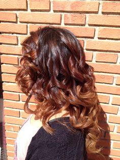 Un #antes y #después de un #color  #Peluqueria #bellezas   a #before and #after of #color #hairdressing #beauty  https://www.facebook.com/Workspacerolando2/posts/1612743232345698