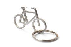 A keyring for your bike keys