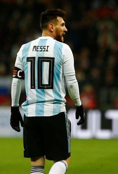 Messi ARG