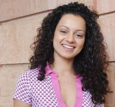 Medium Curly Hairstyles Kangana ranout Medium Curly, Easy Hairstyles, Hair Styles, Advice, Check, Women, Hair Plait Styles, Tips, Easy Hairstyle