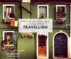#visiteurope #travel