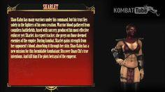 MK9 Bio: SKARLET