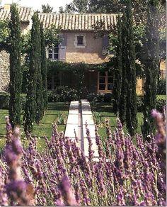 Mas de Bernard, St.-Remy-de-Provence, France