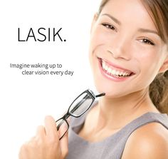Clear vision is a possibility! #Lasik http://atwaleye.com/why-choose-us/