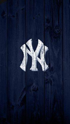 yankees wallpaper by - - Free on ZEDGE™ Yankees Logo, My Yankees, New York Yankees Baseball, Dodgers Baseball, New York Wallpaper, Iphone 6 Wallpaper, Team Wallpaper, Bat Design, Corel Draw Design