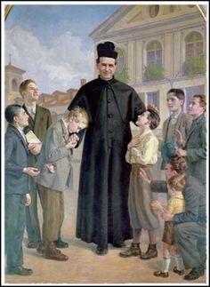 Casi El D A De Don Bosco Padre Maestro Y Amigo De Los