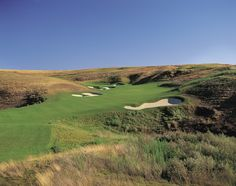Poppy Ridge Golf Course at Livermore, CA. Beautiful course with tons of bunkers.