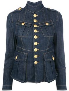куртка 'Livery Tenant' в стиле милитари