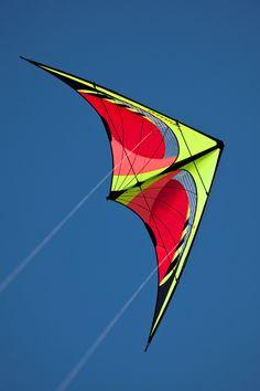 Quantum Fire - Dual Line Stunt Kite