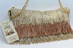 Βεστιάριο με ελληνικές παραδοσιακές φορεσιές , κατασκευασμένες με μεράκι και άριστα υλικά.Κεντήματα και ύφανση σε παραδοσιακούς αργαλιούς. Knitting Bags, Fashion, Moda, Fashion Styles, Knit Bag, Fashion Illustrations, Crochet Handbags