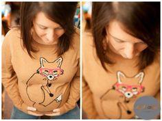 Fox Maternity Shoot! Leigh Wells Photography