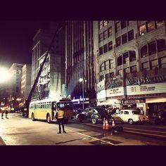 """@samteller """"Psycho set downtown"""" - May 30, 2012"""