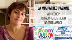 Hobby Show Roma, 13-15 ottobre 2017
