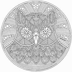 Free Mandala Coloring Pages | Mandala Coloring Pages - ColoringPagesABC.com