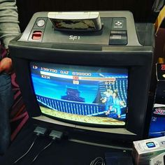 SF1 CRT with built-in SNES