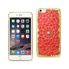 Like and Share if you want this  Reiko iPhone 6 Plus/ 6S Plus Soft TPU Case With Sparkling Diamond Sunflower Design In Red     Tag a friend who would love this!     FREE Shipping Worldwide     Get it here ---> https://www.spotrus.com/product/reiko-iphone-6-plus-6s-plus-soft-tpu-case-with-sparkling-diamond-sunflower-design-in-red/