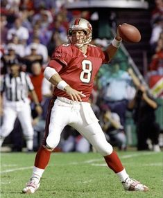 Steve Young #49ers