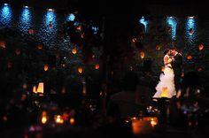 Gorgeous wedding photo by Mexico based wedding photographer Daniel Aguilar | via junebugweddings.com