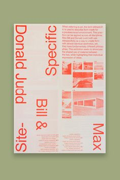 Yale Thesis Book Posters on Behance