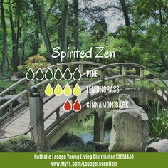 Zesty Lemongrass tones with a hint of spicy Cinnamon gives you that spirited energy, while enjoying the soothing calming zen vibes of the pine undertones. Just lovely! Contact me to join my support group for all things Essential Oils! Cheers, Nathalie