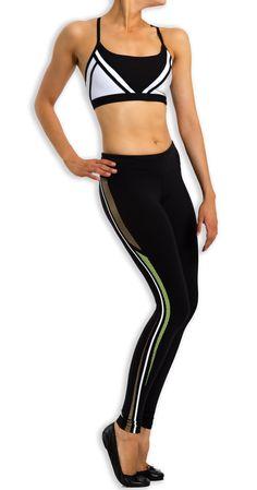 bcc5d215d9 Triangle Sports Bra Pilates Workout