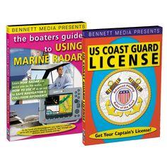 Bennett DVD - Boaters Guide to Radar Navigation & Coast Guard License - https://www.boatpartsforless.com/shop/bennett-dvd-boaters-guide-to-radar-navigation-coast-guard-license/
